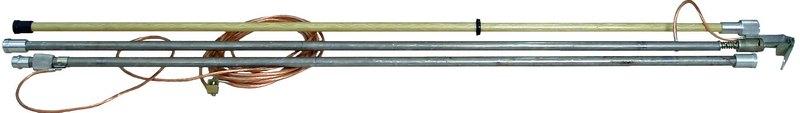 Заземление штанговое с металлическими звеньями ЗПЛШМ-330÷500